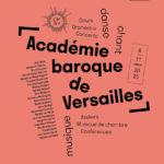 Académie baroque de Versailles/6-11 juillet 2020