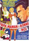 Papa, maman, la Bonne et moi - 1954