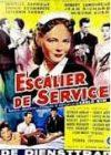 Escalier de service - 1954