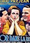 L'Or dans la rue -1935